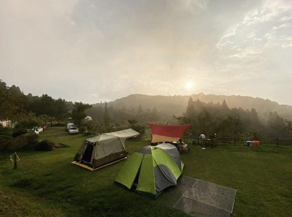 台中露營區推薦:小路露營區