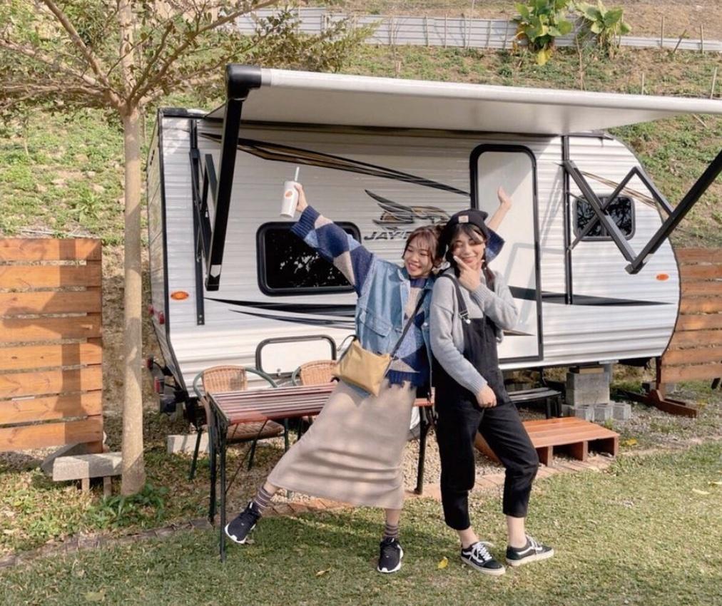 中部免裝備露營:小牛露營區