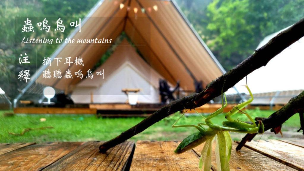 露營小蟲子